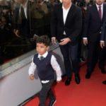 Meet Cristiano Ronaldo's son, Ronaldo Jnr.