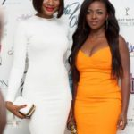 Say what! Yvonne Okoro & Sandra Ankobiah are NOT friends?