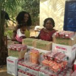 Miss Ghana 2013 spends Christmas @ Countryside Orphanage