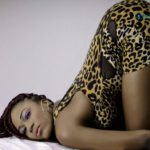 Christabel Ekeh is sultry poses