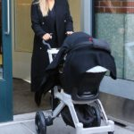 Kim K rubbishes critics…then steps out with North