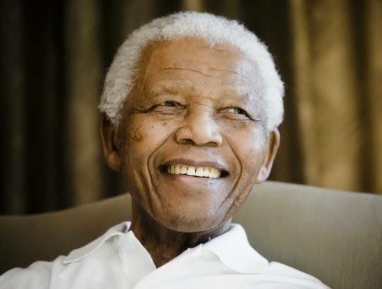 Madiba goes home
