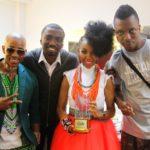MAFIKIZOLO finally gets their award presented by 4syteTV MVA in South Africa