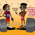 Just For Laugh: Who Wins The 2014 Dancehall Heavy Weight Battle – Samini Vs Shatta Wale
