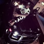Photo: DAVIDO's 2013 Mercedes Benz G Wagon arrives