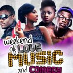 Let's go…Empire FM presents a weekend of love, music and comedy in February