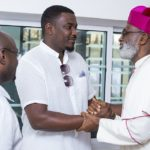 John Dumelo turns 'born again'