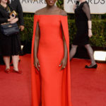 Kenyan Actress Lupita Nyong'o Stuns As One Of The Best Dressed @ the 2014 Golden Globes