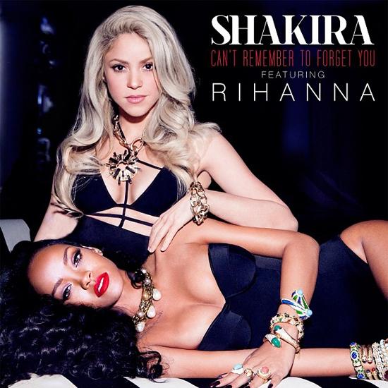 RihannaShakira