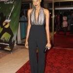 Yvonne Nelson's small breast has no business with bras
