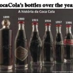COKE bottle had that flex since…no be today