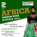 African Fashion Week Nigeria set for May 17-18
