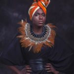 "Anita Quansah London SS14 Lookbook – ""Silhouette of Power"""