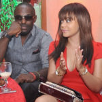 NADIA BUARI gives birth to twins…but for Jim Iyke?