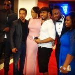 Photos: Celebs at AMVCA pre-party