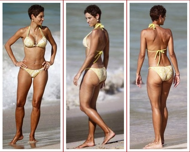 nicole murphy is 50 years and a mother of five wow isn