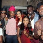 PHOTOS: Juliet Ibrahim celebrates birthday with Ghana, Nigeria celebs