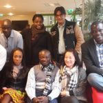 Sports Journalist Juliet Bawuah in Holland for broadcast course