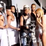 Behind the scenes of Maheeda's second NAK*D new video shoot