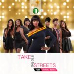 """Take It To The Streets"" on VIASAT1 April 27"