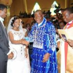 PHOTOS:  President Jonathan's daughter's white wedding