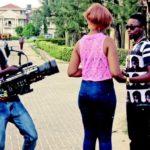 "Photos: Behind the scenes of SammyLee's ""Your Desire"" ft. Iyanya"