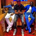 What's Wiz Up To? Wizkid Spotted With Tyrese and Akon in LA