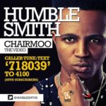 New Video: Humblesmiths – Chairmoo [Official Video]