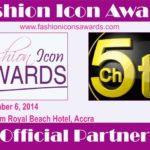 Channel 5 TV partners Fashion Icon Awards for live broadcast