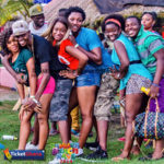Ghana SUMMER BEACH RAVE 2014 rocked