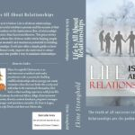 Ekine launches his new book life is all about relationships