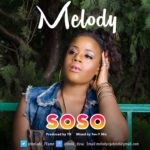 Melody, releases new single titled 'SoSo'