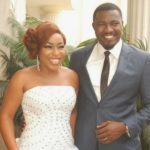 Picture evidence: Rita Dominic & John Dumelo tie knot