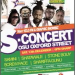 "Starr 103.5 FM's ""S Concert"": 5 superstars to rock the stage"