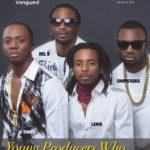 Leriq, Del B, Chopstix & D-Tunes Featured On Vanguard's Allure Magazine