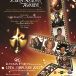 Nomination for Screen Nation Film & Television Awards 2015