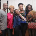LOOK: Miss Universe Ghana 2014 leaves for finale preparation