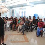 Photos: Mandy J talks on the life of a GH celeb @ Abbeam University Students