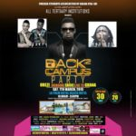Back 2 Campus Party: OREZI the 'Shoki' crooner to thrill Ghanaians