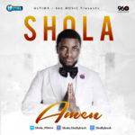 Shola releases new single, 'Amen'