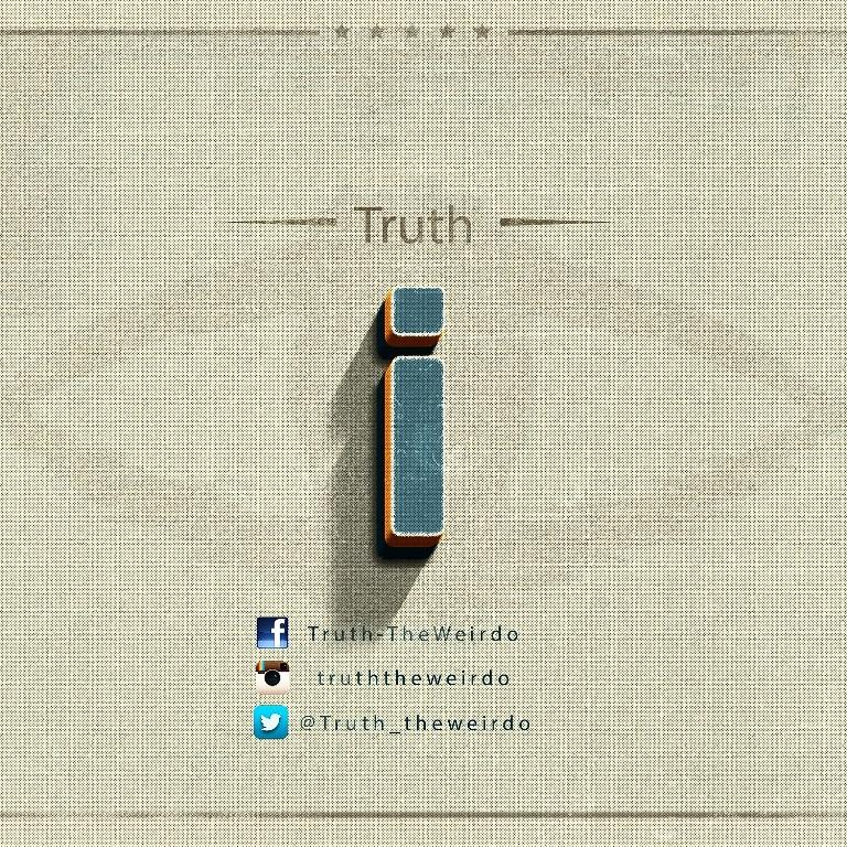 Truth - I