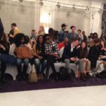 Photos: Victoria Michaels spotted @ the London Fashion Week