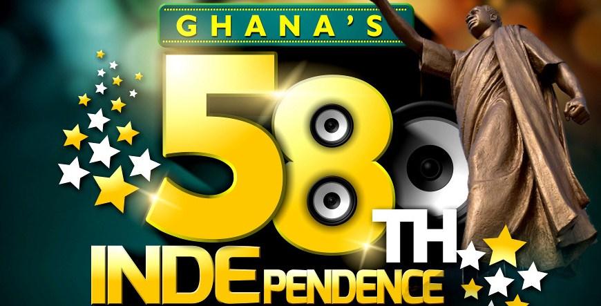 Ghana@58