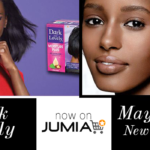 Maybelline New York and Dark & Lovely launch on Jumia