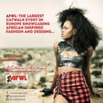 Africa Fashion Week London Fashion announces Victoria Michaels as its 2015 brand ambassador