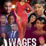 "Fast rising Nollywood star Bolanle Adebayo produces her first movie ""Wages"""
