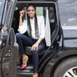 Exclusive Video: When Victoria Michaels signed her Melcom brand ambassadorial deal