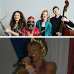 Elivava shares stage with Denmark saxophonist, Katrine Suwalski, others