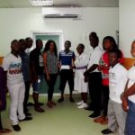 Photos: The Juliet Ibrahim Foundation donates to Ernest Baah