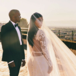 Kanye West heart touching message to Kim on 1 year anniversary